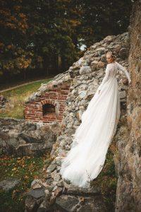 robe de mariée de rêve dans le 55