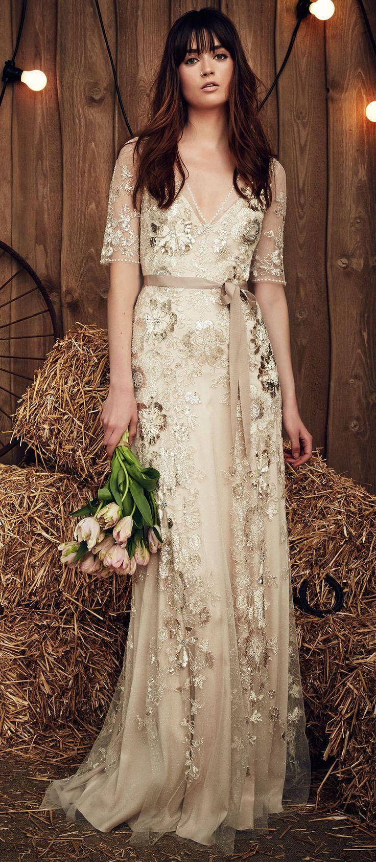 robe de mariée photo dans le 18