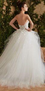 robe de mariée photo dans le 21