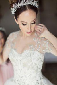 robe de mariée photo dans le 68