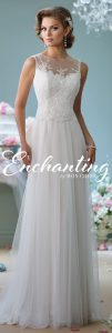 robe du mariage dans le 67