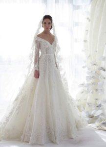 robe du mariage dans le 73