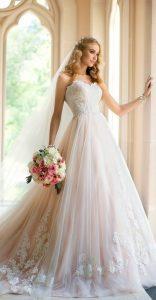 robe mariée pas chère vue dans le 34