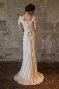 robe mariée pas chère vue dans le 48