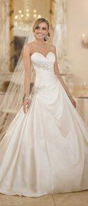 robe mariée pas chère vue dans le 59