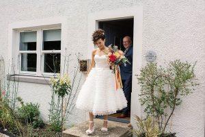 robe mariée pas chère vue dans le 66