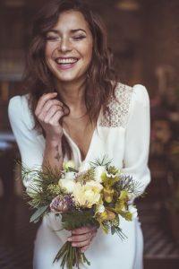 tendance 2018 pour cette robe de mariage dans le 10