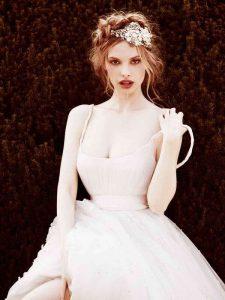 tendance 2018 pour cette robe de mariage dans le 11