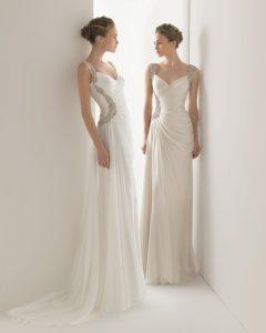 Bonheur dans robe de mariage 69