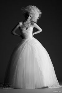 Création robe pour mariage 58