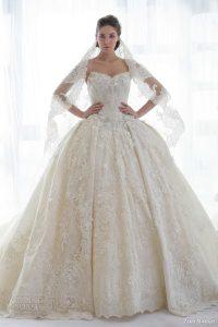 Création robe pour mariage 76