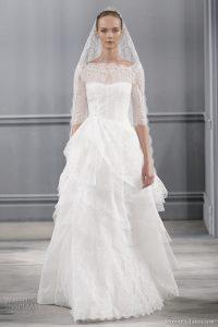 Inspiration robe pour mariée idée 18