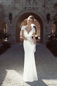 Jolie robe tendance pour mariage 01