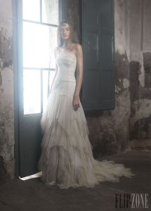 Jolie robe tendance pour mariage 21