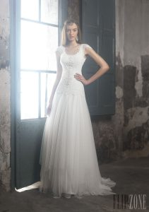 Jolie robe tendance pour mariage 22