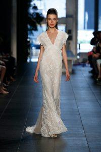 Jolie robe tendance pour mariage 42