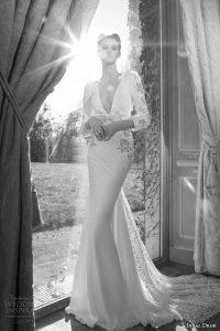 Jolie robe tendance pour mariage 78