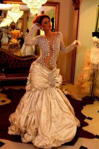 Magnifique robe pour mariage 2018 idee 07