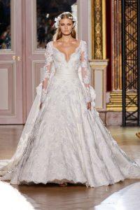 Magnifique robe pour mariage 2018 idee 15