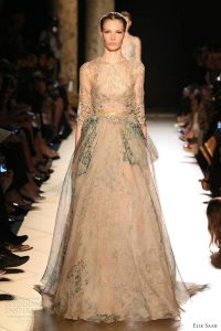 Magnifique robe pour mariage 2018 idee 31