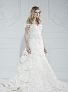 Nouvelle collection robe pour mariée 04