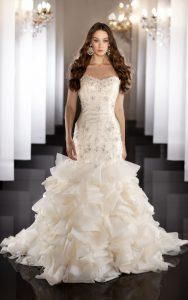 Nouvelle collection robe pour mariée 72