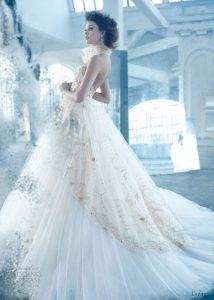 Nouvelle collection robe pour mariage 11