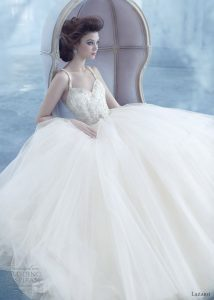Nouvelle collection robe pour mariage 12
