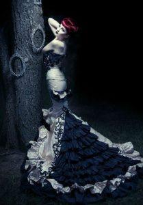 Nouvelle collection robe pour mariage 51