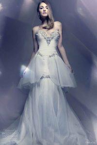 Nouvelle collection robe pour mariage 79