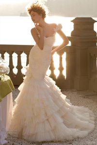 Nouvelle collection robe pour mariage 85