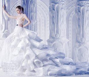 Robe de rêve pour mariage 13