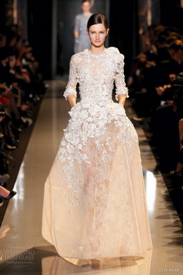 Robe de r ve pour mariage 21 photos de robes de mari es for Robe de mariage tronc spectacle