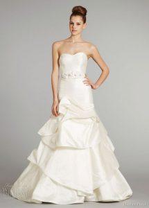 Robe féminine de mariée 43