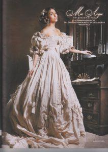 Robe féminine de mariée 95