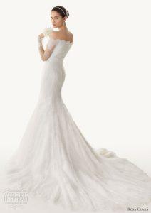 Robe stylée pour mariée 12