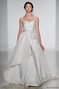 Unique robe de mariage 10
