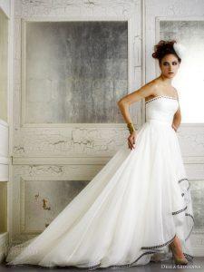 Unique robe de mariage 39