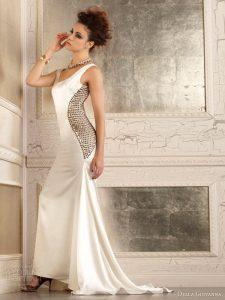 Unique robe de mariage 42