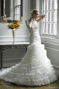 belle robe pour mariage 2018 idee 18
