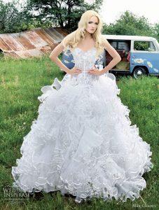 collection robe pour mariée 39