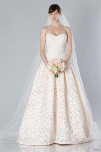 modèle de robe pour mariée 12