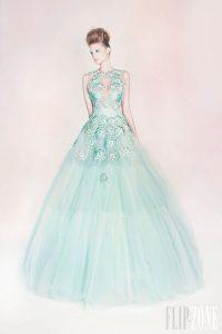 modèle de robe pour mariée 26